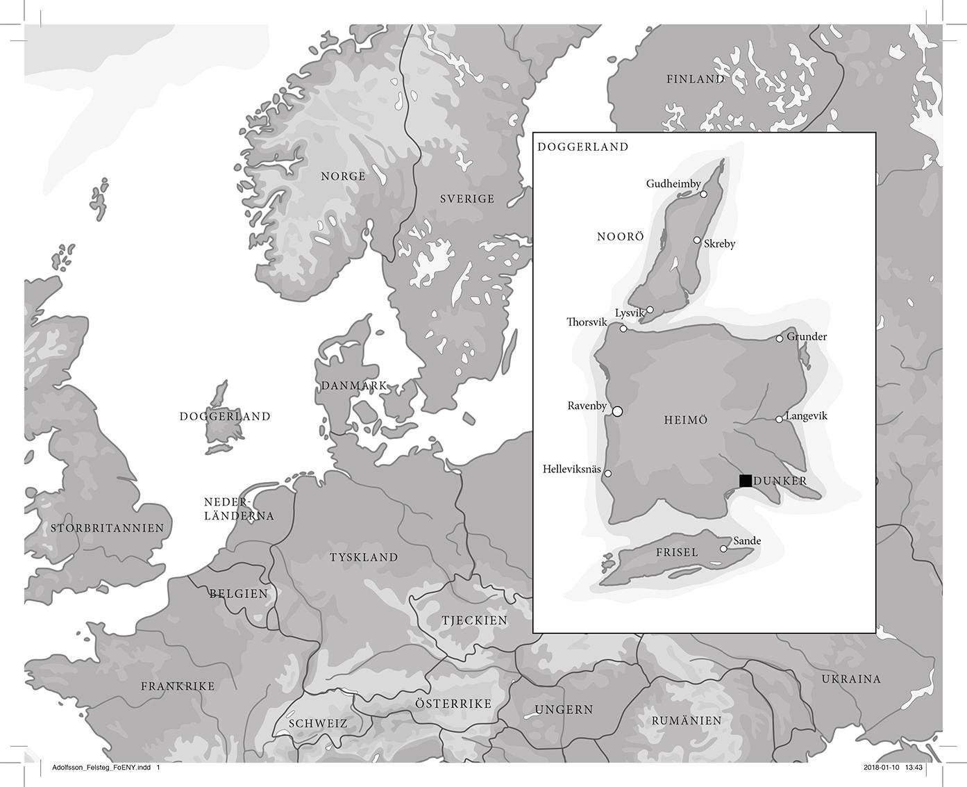 Vilka länder är skandinavien