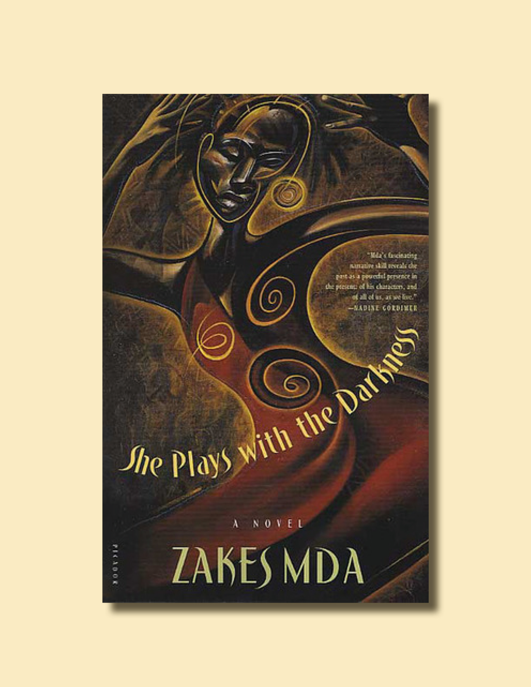 She Plays With the Darkness av Zakes Mda