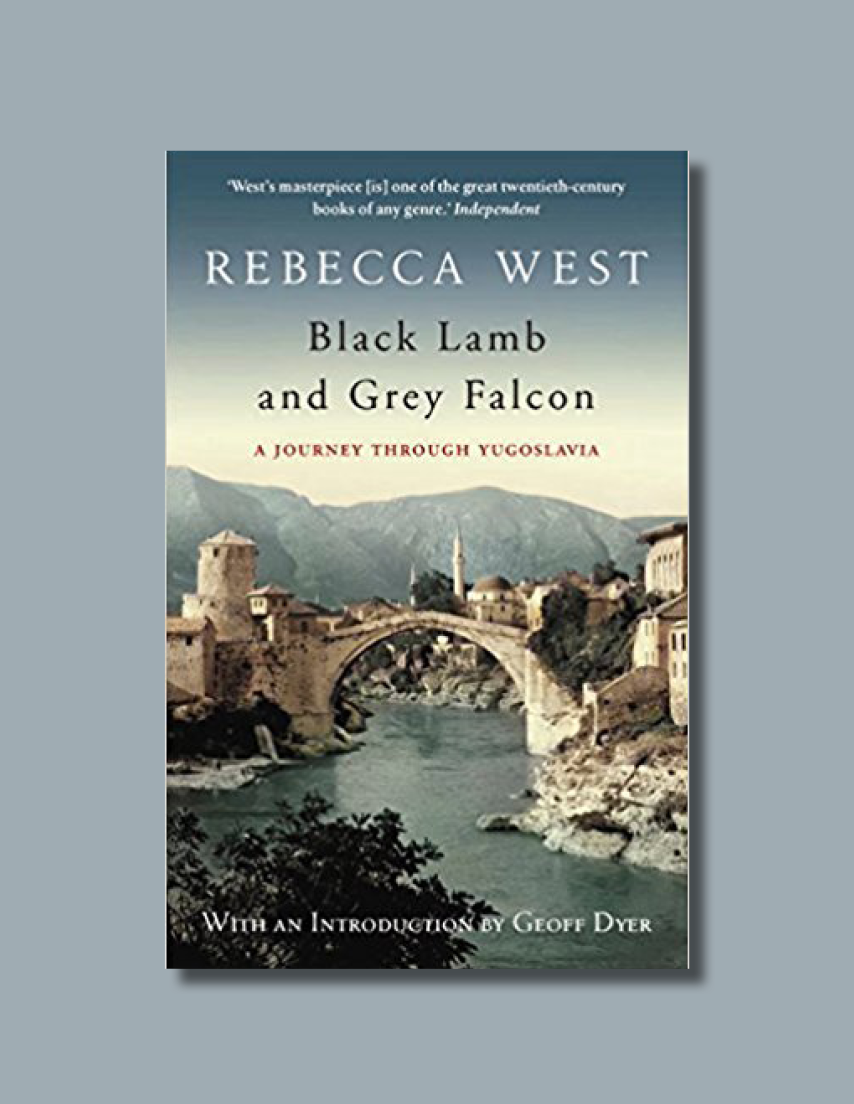White Lamb and Grey Falcon av Rebecca West