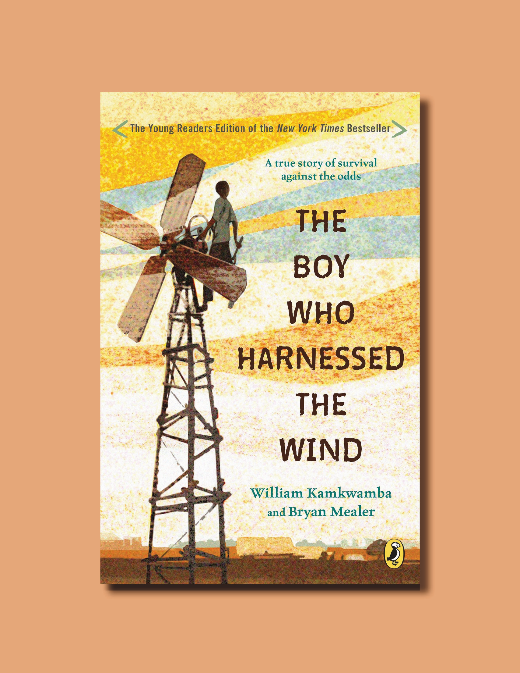 The Boy Who Harnessed the Wind av William Kamkwamba