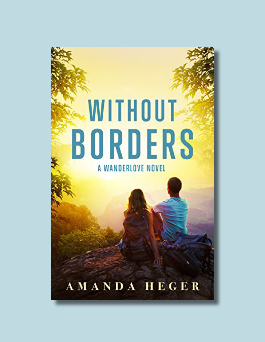 Without Borders av Amanda Heger