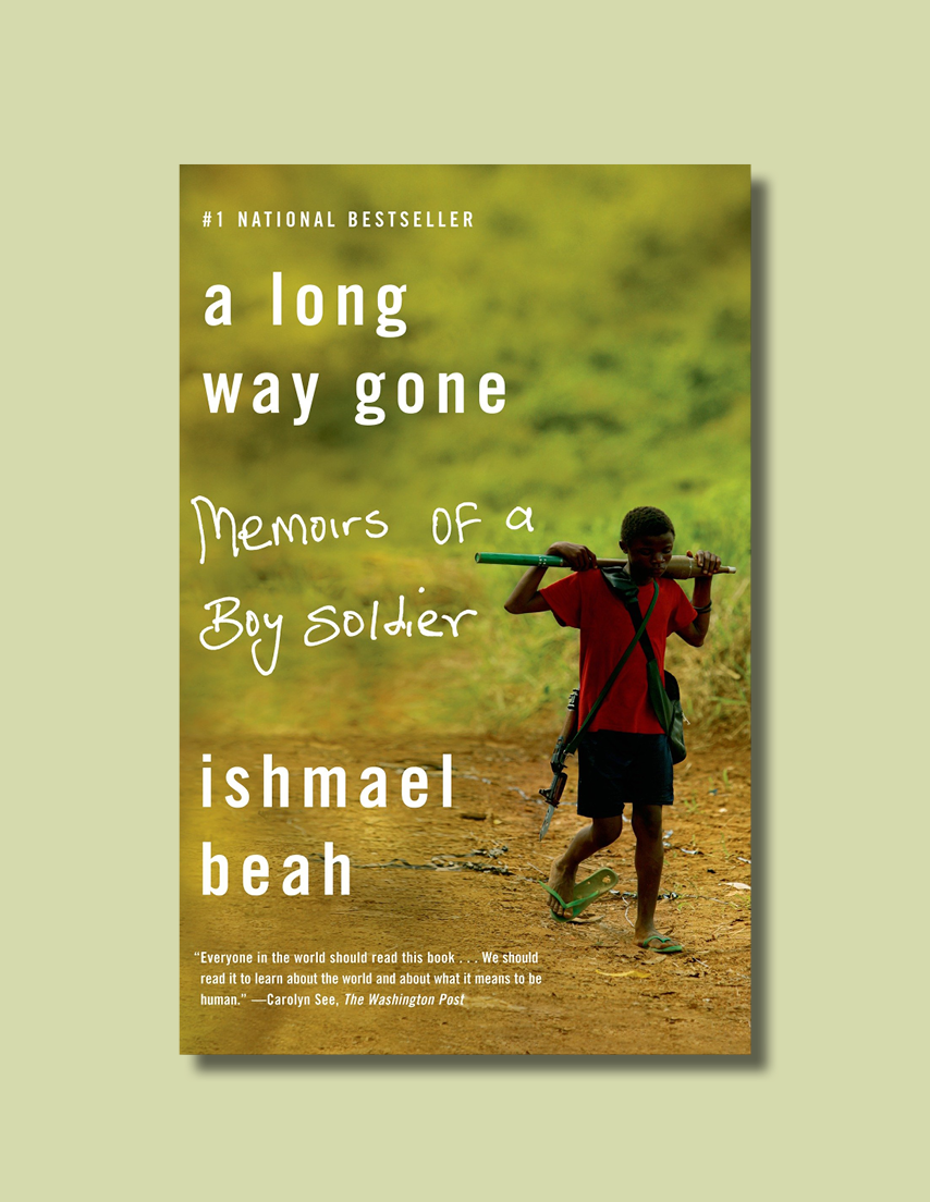 A long way gone av Ishmael Beah